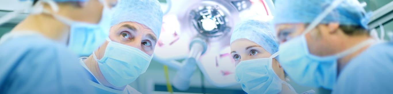 thiết bị phòng mổ bệnh viện