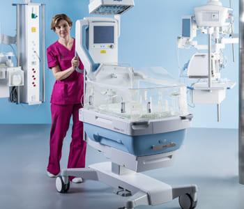 thiết bị chăm sóc sơ sinh