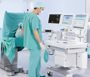 thiết bị hồi sức cấp cứu